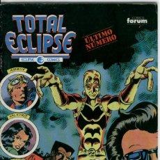Cómics: TOTAL ECLIPSE N. 6. Lote 132820210
