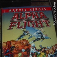 Cómics: OMNIBUS ALPHA FLIGHT. Lote 132927582