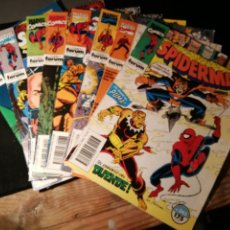Cómics: LOTE DE 8 UNIDADES, SPIDERMAN NUMEROS 244,3,243,237,228,227,226 Y 304,MARVEL COMICS FORUM.. Lote 133062347