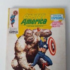 Cómics: COMIC CAPITAN AMÉRICA ( EDICION ESPECIAL ). Lote 133085266