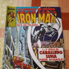 Comics: IRON MAN N°16 - VOL.1 FORUM. Lote 133085590
