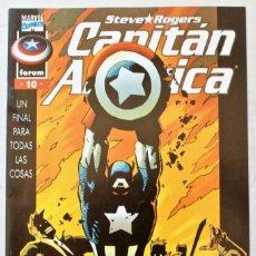 Cómics: CAPITAN AMERICA - Nº 10 - 1997 - COMO NUEVO - NM. Lote 133100998