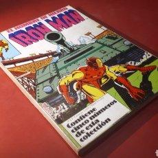 Cómics: IRON MAN 11 AL 15 FORUM RETAPADOS. Lote 133189451