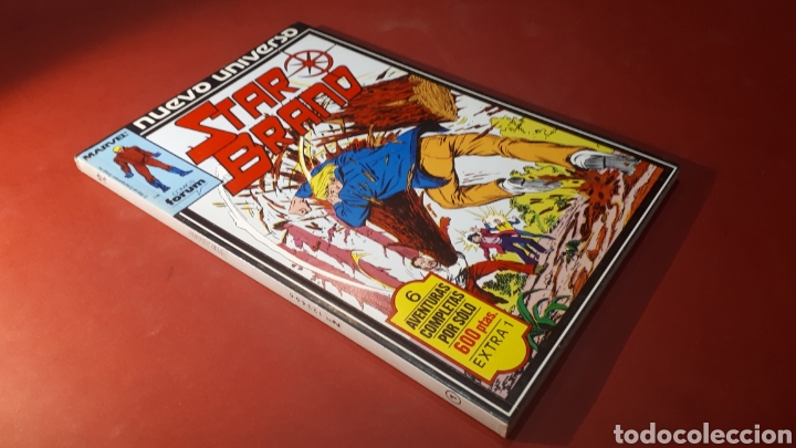STAR BRAND 1 AL 6 MUY BUEN ESTADO TOMO 1 FORUM NUEVO UNIVERSO (Tebeos y Comics - Forum - Retapados)