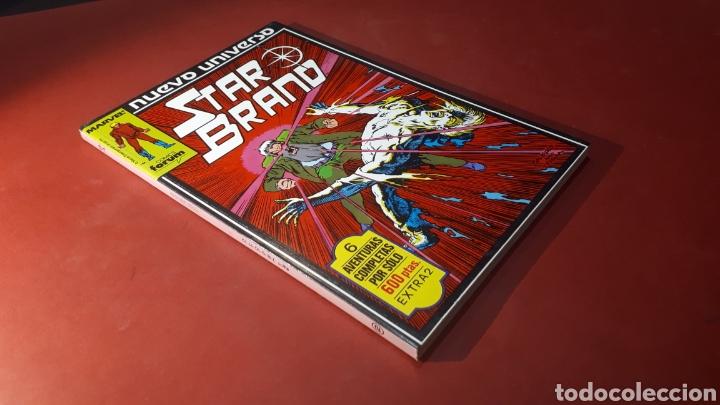 STAR BRAND 7 AL 12 MUY BUEN ESTADO TOMO 2 FORUM NUEVO UNIVERSO (Tebeos y Comics - Forum - Retapados)