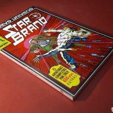 Cómics: STAR BRAND 7 AL 12 MUY BUEN ESTADO TOMO 2 FORUM NUEVO UNIVERSO. Lote 133189767