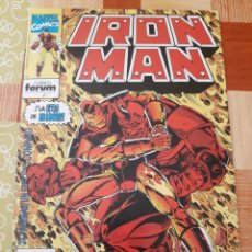 Cómics: IRON MAN VOL.2 N°4 ( FORUM ). Lote 133199278