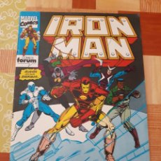 Cómics: IRON MAN VOL.2 N°6 ( FORUM ). Lote 133199598