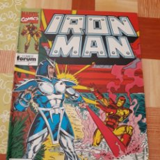 Cómics: IRON MAN VOL.2 N°8 ( FORUM ). Lote 133199934