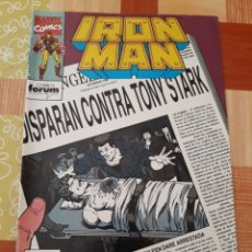 Cómics: IRON MAN VOL.2 N°9 ( FORUM ). Lote 133200317