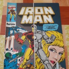 Cómics: IRON MAN VOL.2 N°11 ( FORUM ). Lote 133200927