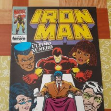 Cómics: IRON MAN VOL.2 N°15 ( FORUM ). Lote 133201359