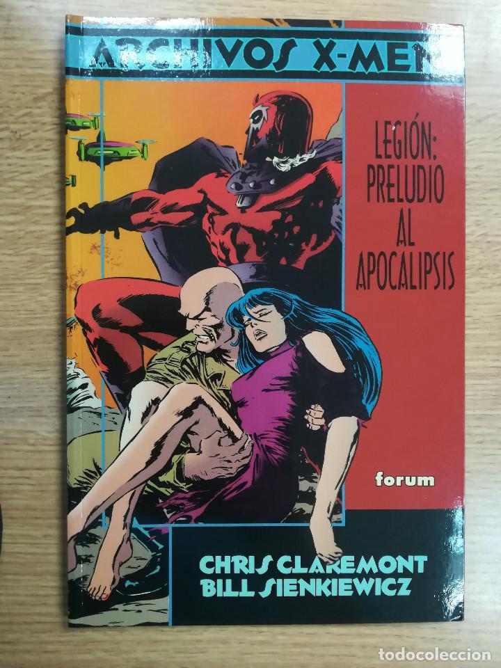 LEGION PRELUDIO AL APOCALIPSIS (ARCHIVOS X-MEN) (Tebeos y Comics - Forum - Prestiges y Tomos)