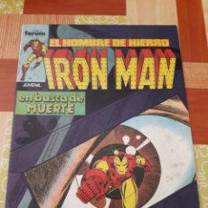 Cómics: IRON MAN N° 7 VOL.1 FORUM. Lote 133282422