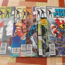 Comics : NICK FURIA CONTRA S.H.I.E.L.D - 9 NUMEROS COMPLETA ( FORUM ). Lote 133286795