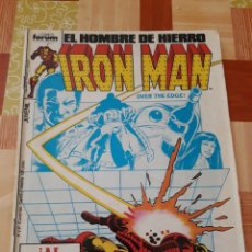 Cómics: IRON MAN N°19 VOL.1 FORUM. Lote 133287762