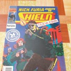 Comics: NICK FURIA AGENTE DE S.H.I.E.L.D N° 1 ( FORUM ). Lote 133295111