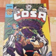 Cómics: LA COSA N° 8 ( FORUM ). Lote 133296151