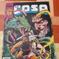 Cómics: LA COSA N° 9 ( FORUM ). Lote 133296290