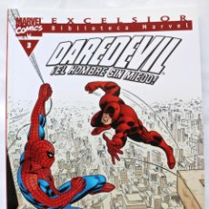 Cómics: MARVEL COMICS- EXCELSIOR BIBLIOTECA MARVEL- DAREDEVIL- Nº 3 -2001-NM. Lote 133310278