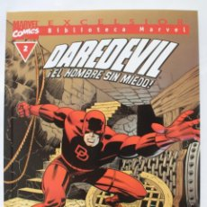 Cómics: MARVEL COMICS- EXCELSIOR BIBLIOTECA MARVEL- DAREDEVIL- Nº 2 -2001-NM. Lote 133310578