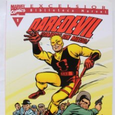 Cómics: MARVEL COMICS- EXCELSIOR BIBLIOTECA MARVEL- DAREDEVIL- Nº 1 -2001-NM. Lote 133310638