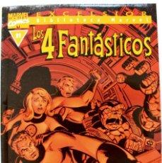Cómics: MARVEL COMICS- EXCELSIOR BIBLIOTECA MARVEL- LOS 4 FANTASTICOS- Nº 31 -2001-NM. Lote 133311322