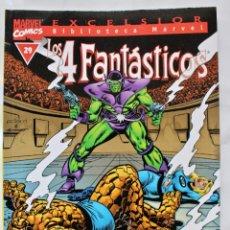 Cómics: MARVEL COMICS- EXCELSIOR BIBLIOTECA MARVEL- LOS 4 FANTASTICOS- Nº 29 -2001-NM. Lote 133311522