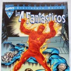 Cómics: MARVEL COMICS- EXCELSIOR BIBLIOTECA MARVEL- LOS 4 FANTASTICOS- Nº 30 -2001-NM. Lote 133311562