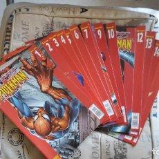 Cómics: ULTIMATE SPIDERMAN VOL 1, 1-15 LOTE (BENDIS, BAGLEY, ED. FORUM). Lote 133439730