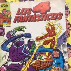 Cómics: LOS 4 FANTÁSTICOS NÚMERO 2. Lote 133459131