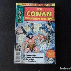 Comics : WHAT IF TOMO N º 1 INCLUYE LOS NUMEROS 1 2 3 4 5 RETAPADO EDCIONES FORUM . Lote 133471970