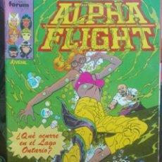 Cómics: ALPHA FLIGHT 11.FORUM.PRIMERA EDICIÓN.1986. Lote 133517006