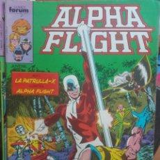 Cómics: ALPHA FLIGHT 13.FORUM.PRIMERA EDICIÓN.1986. Lote 133517218
