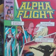 Cómics: ALPHA FLIGHT 14.FORUM.PRIMERA EDICIÓN.1986. Lote 133517274