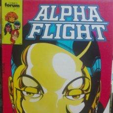 Cómics: ALPHA FLIGHT 15.FORUM.PRIMERA EDICIÓN.1986. Lote 133517334