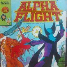 Cómics: ALPHA FLIGHT 16.FORUM.PRIMERA EDICIÓN.1986. Lote 133517586
