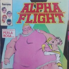 Cómics: ALPHA FLIGHT 17.FORUM.PRIMERA EDICIÓN.1986. Lote 133517846