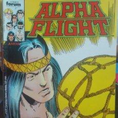 Cómics: ALPHA FLIGHT 20.FORUM.PRIMERA EDICIÓN.1986. Lote 133518614