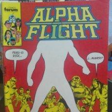 Cómics: ALPHA FLIGHT 21.FORUM.PRIMERA EDICIÓN.1986. Lote 133518898