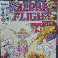 Cómics: ALPHA FLIGHT 22.FORUM.PRIMERA EDICIÓN.1987. Lote 133519186