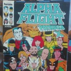 Cómics: ALPHA FLIGHT 23.FORUM.PRIMERA EDICIÓN.1987. Lote 133519426