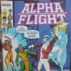 Cómics: ALPHA FLIGHT 26.FORUM.PRIMERA EDICIÓN.1987. Lote 133519578