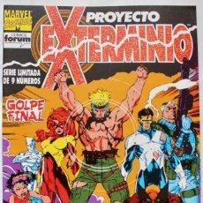 Cómics: MARVEL COMICS-PROYECTO EXTERMINIO Nº 9 - FACTOR X- 1991-NM. Lote 133543930