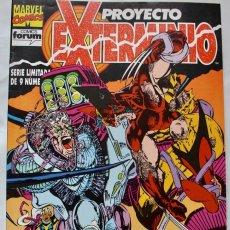 Cómics: MARVEL COMICS-PROYECTO EXTERMINIO Nº 4 - PATRULLA X - 1992-NM. Lote 133544214