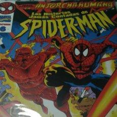 Cómics: LAS HISTORIAS JAMÁS CONTADAS DE SPIDER-MAN NÚMERO 6. Lote 133576898