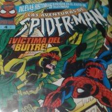 Cómics: LAS AVENTURAS SPIDER-MAN NÚMERO 4. Lote 133577433