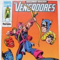 Cómics: MARVEL COMICS - LOS VENGADORES - Nº 5 1991- NM. Lote 133627610