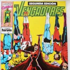 Cómics: MARVEL COMICS - LOS VENGADORES - Nº 12 1992- NM. Lote 133629130
