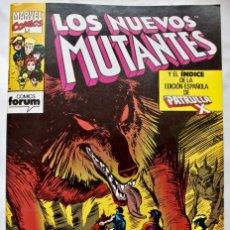 Cómics: MARVEL COMICS - LOS NUEVOS MUTANTES- Nº 61- 1992-NM. Lote 133631310